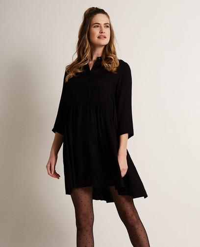 Viscose jurk